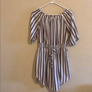 Zaful Stripe Dress
